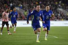 Chelsea menang dengan susah payah 1-0 di kandang Brentford